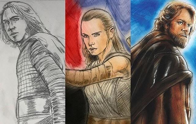 Jedi trilogy